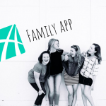 how to share asante app with family and friends