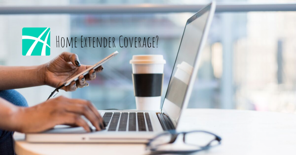 Check the coverage for extender