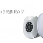 add or delete new asante device