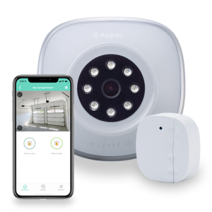 Best Smart Garage Door Opener with camera