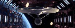 Star Trek Theme garage