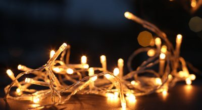 Thousands of Christmas Lights Combinations