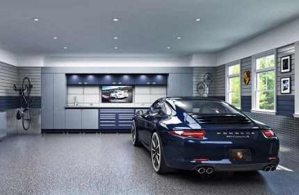 Create your smart garage with Asante Today
