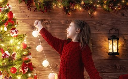 How to make your christmas light flash to music